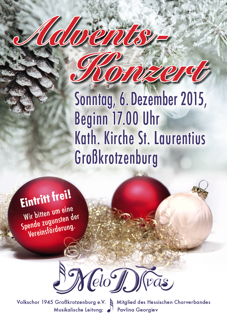 PLAKAT_Adventskonzert 06.12.2015